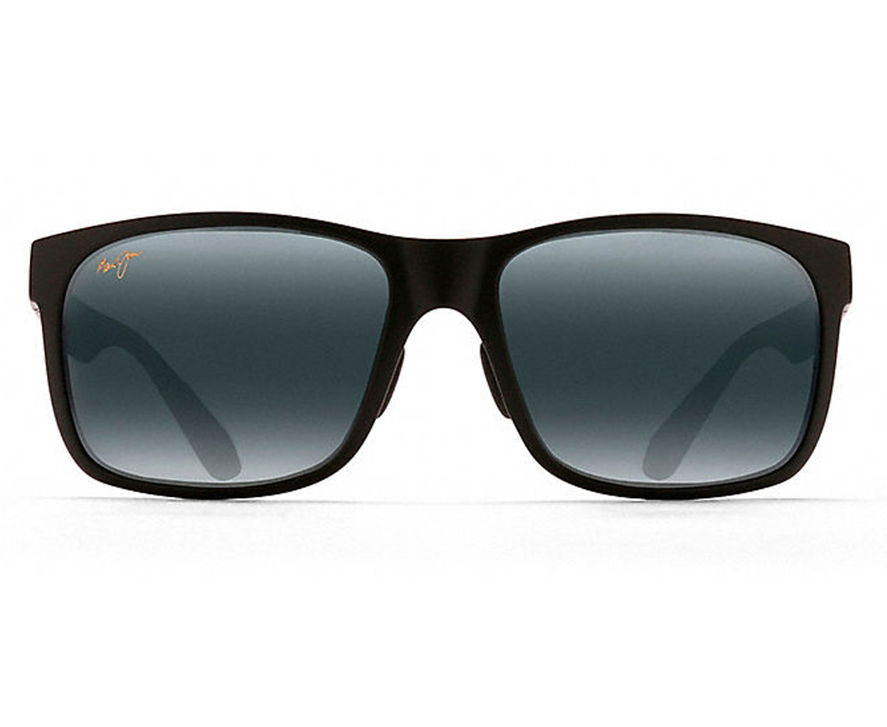 Occhiali da sole polarizzati Maui Jim Red Sands Black